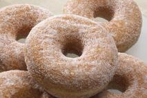 Country Choice Sugared Ring Doughnut