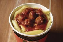 Country Choice Mini Meatballs in tomato sauce