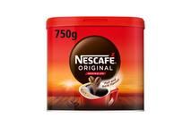 Nescafé Original Instant Coffee Granules Tin