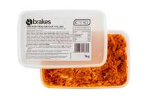 Brakes Chicken Tikka Mayonnaise Savoury Filling