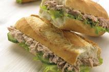 Brakes Tuna Mayonnaise Savoury Filling