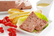 Brakes Duck & Green Peppercorn Terrine