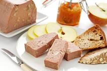 Brakes Pork, Apple & Calvados Pâté