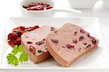Brakes Pork, Chicken Liver & Cranberry Parfait