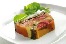 Brakes Chargrilled Vegetable Terrine