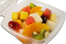 Fresh Exotic Fruit Salad