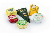 Mixed Continental Cheese Portions A