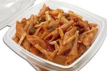 Brakes Spicy Tomato Pasta Salad
