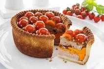 Brakes Cherry Tomato Ploughman's Pie