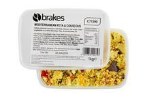 Brakes Mediterranean Feta and Cous Cous