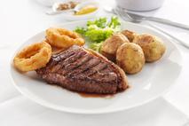 Birchstead British Aberdeen Angus 28 Day Aged Sirloin Steaks