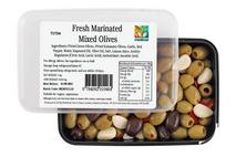 Fresh Marinated Mixed Olives