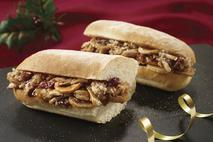 Brakes Turkey, Stuffing & Cranberry Filling