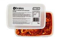 Brakes Low Fat Chicken Fajita Savoury Filling