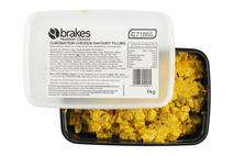 Brakes Coronation Chicken Savoury Filling