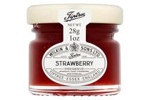Tiptree Strawberry Jam Preserve 28g