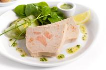 Brakes Poached Salmon Terrine