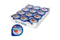 Müller® Thick & Creamy® Smooth Yogurt Assorted Toffee, Peach, Strawberry