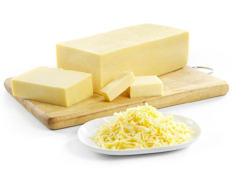 Block & Grated Cheese