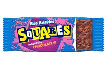 Kellogg's Squares Delightfully Chocolatey Cereal Bars