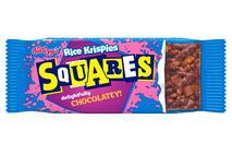 Kellogg's Squares Delightfully Chocolatey Cereal Bars