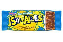 Kellogg's Squares Curious Caramel & Chocolate Cereal Bars