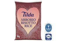 Tilda Arborio Risotto Rice 5kg