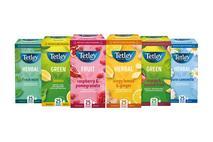 Tetley Fruit and herbal variety pack String & Tag envelope