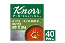 Knorr Professional 100% Soup Red Pepper & Tomato 2.5kg