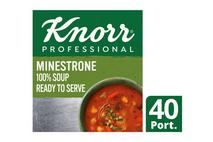 Knorr Professional 100% Soup Minestrone 2.5kg