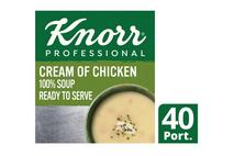 Knorr Professional 100% Soup Cream of Chicken