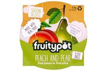 Fruitypot Peach & Pear