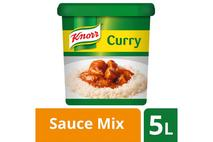Knorr Curry Sauce Mix 5L