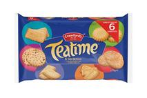 Crawford's Teatime Sweet Biscuit Assortment