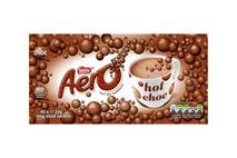 Aero Instant Hot Chocolate Sachets 40g