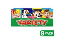 Kellogg's Variety Pack Cereal