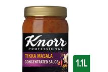 Knorr Professional Patak's Tikka Masala Concentrated Sauce 1.1L