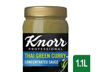 Knorr Prof Thai Green Concentrated Sauce 1.1L