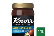 Knorr BlueDragon Sweet&Sour Concentrate Sauce 1.1L