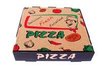 """Corrugated Pizza Boxes 10""""/25.4cm"""