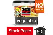 Major Vegetable Stock Base Concentrated Paste