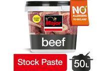 Major Beef Stock Base Concentrated Paste 1kg