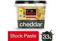 Major Cheddar Stock Base Concentrated Paste 1kg