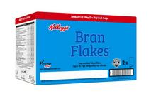 Kellogg's Foodservice Solutions All-Bran Flakes Bulk-Pak 2 Bags 10kg