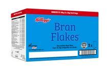 Kellogg's Foodservice Solutions All-Bran Flakes Bulk-Pak 2 Bags 10kg