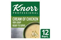 Knorr Professional 100% Cream of Chicken Soup