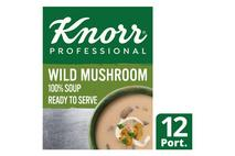 Knorr Professional 100% Soup Wild Mushroom 12 Portions