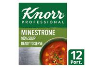 Knorr Professional 100% Soup Minestrone 12 Portions