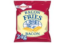Walkers Smiths Bacon Snacks 24g