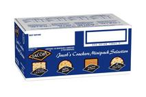 Jacob's Biscuits For Cheese 2 biscuit mini packs